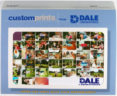 Dale Laboratories Photographic Services