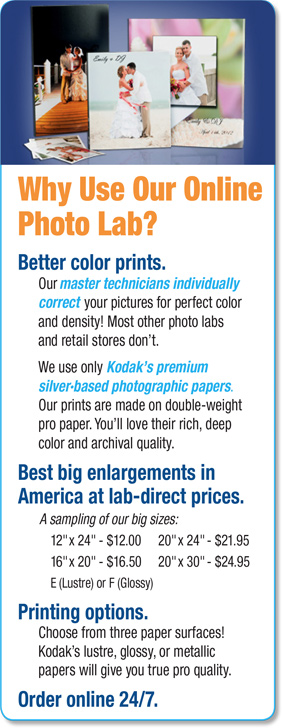 Dale Laboratories  Color Prints Enlargements Photo Books Cards Calendars